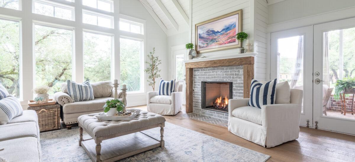 Tour Our Home: The Original Century Oak Farmhouse