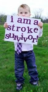 Pediatric Stroke Awareness Month - Survivor