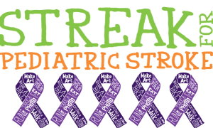 These Families are Streaking for Pediatric Stroke