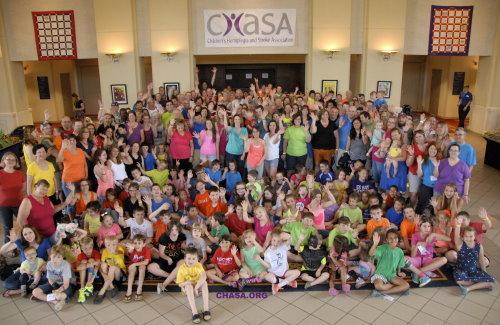CHASA Family Reunions