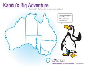 kandu-australia-map