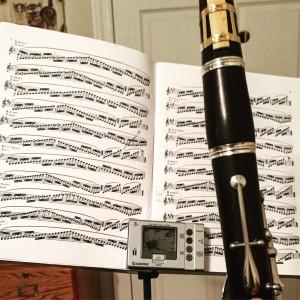 Clarinet&Baermann