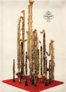 leblanc_clarinet_family