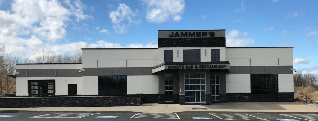 Outside of Jammers