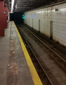 New York Train Station Injury Lawyers