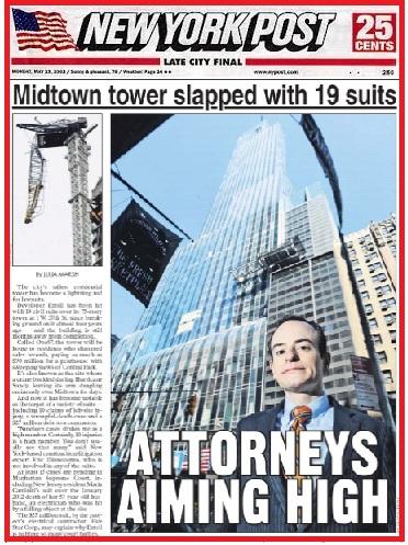 New York Accident Lawsuit Attorneys