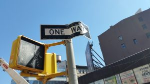 Street Sign Accident Lawyers in New York City