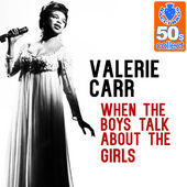 The gifted vocalist Valerie Carr who recorded for King Records in the mid 1950's