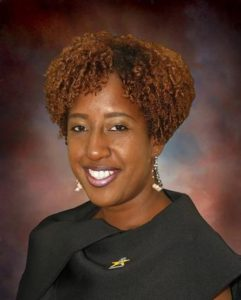 Beverly Nicholson-Doty Commissioner of Tourism for the U. S. Virgin islands.