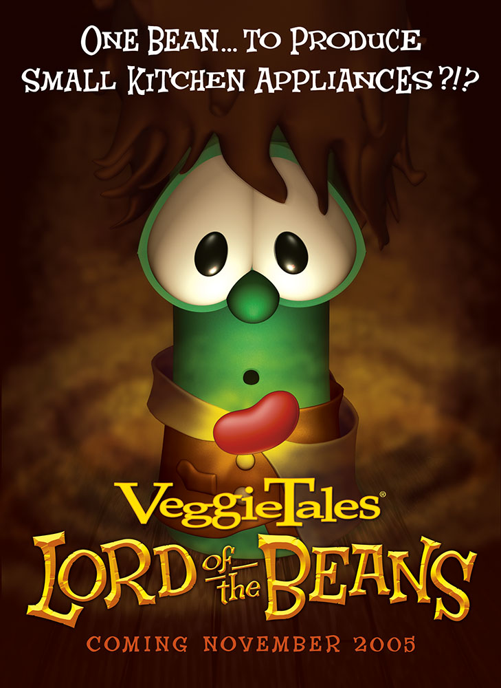 Lord Of The Beans Teaser Ad