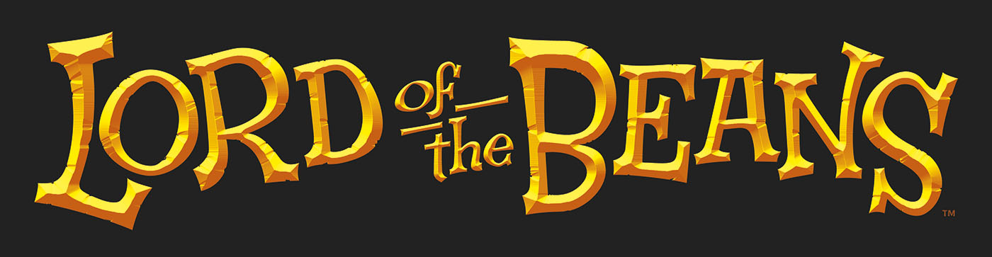 Lord Of The Beans Logo