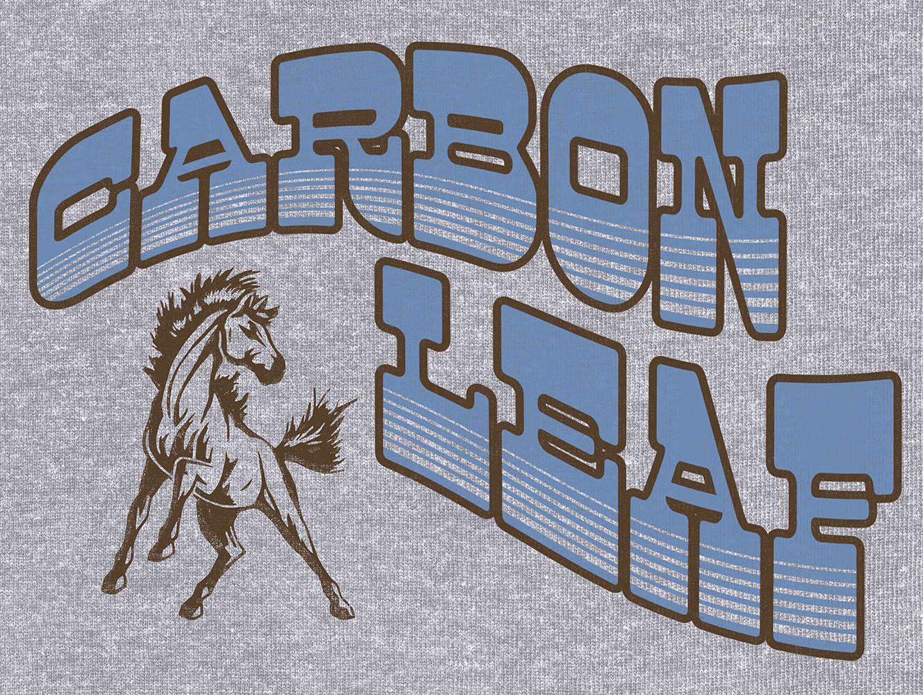 Carbon Leaf T-shirt
