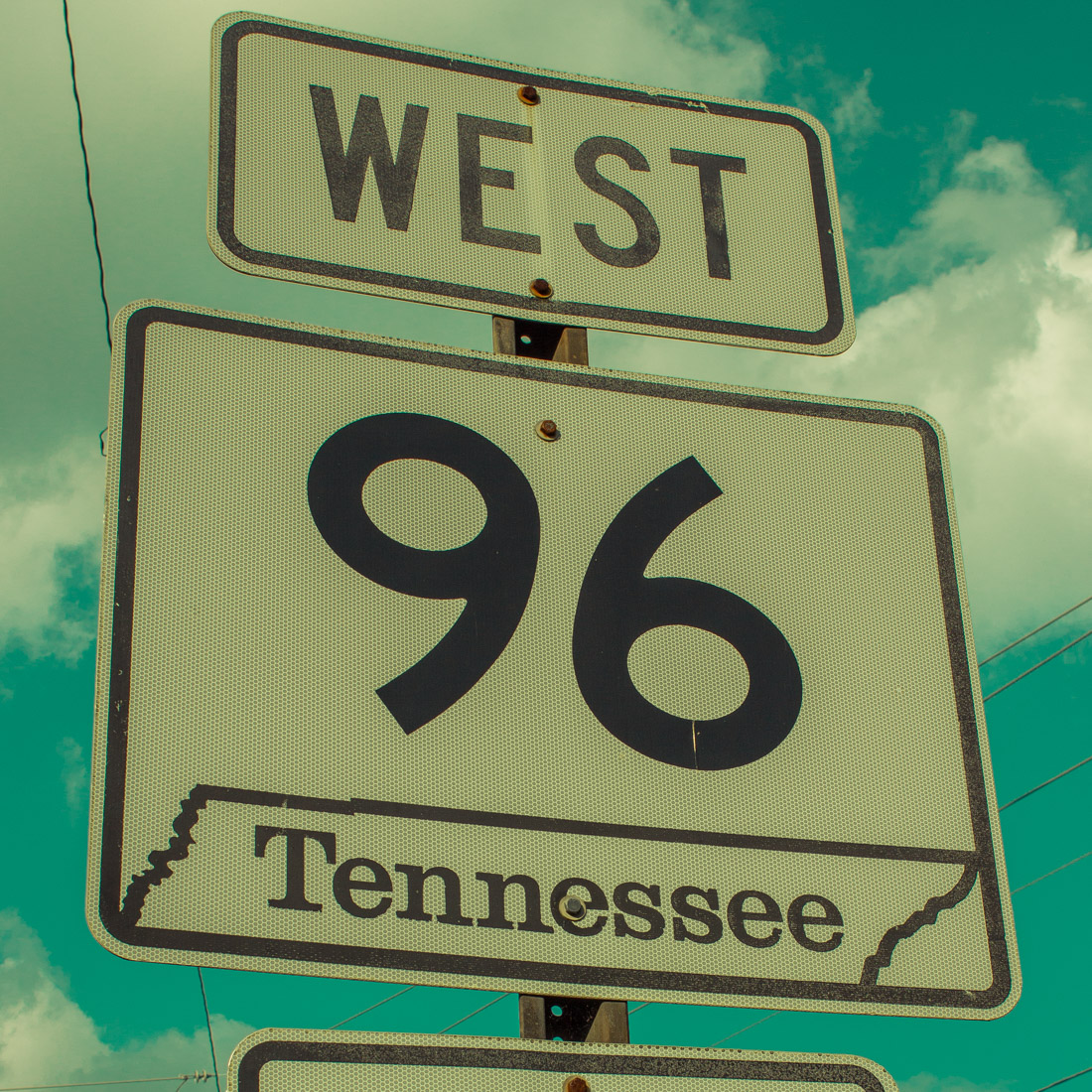 TN 96 Sign