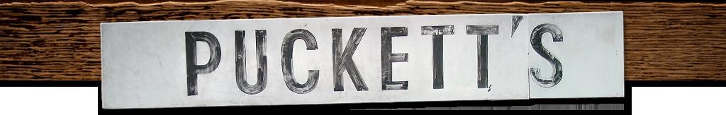 Puckett's header