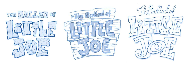 More Logo Sketches