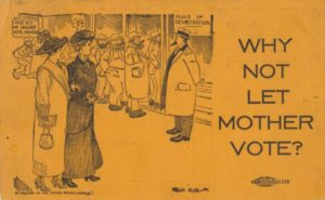 Why Not Let Mother Vote