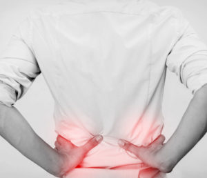 back pain serious