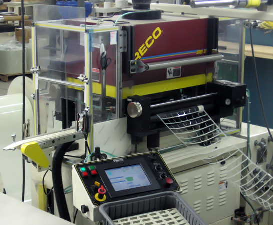 automated converting system
