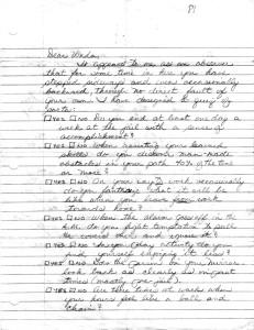 Kenneth Bianchi Letter Pg 01