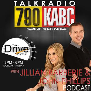 KABC John Phillips Jillian Barberie Drive Home Banner
