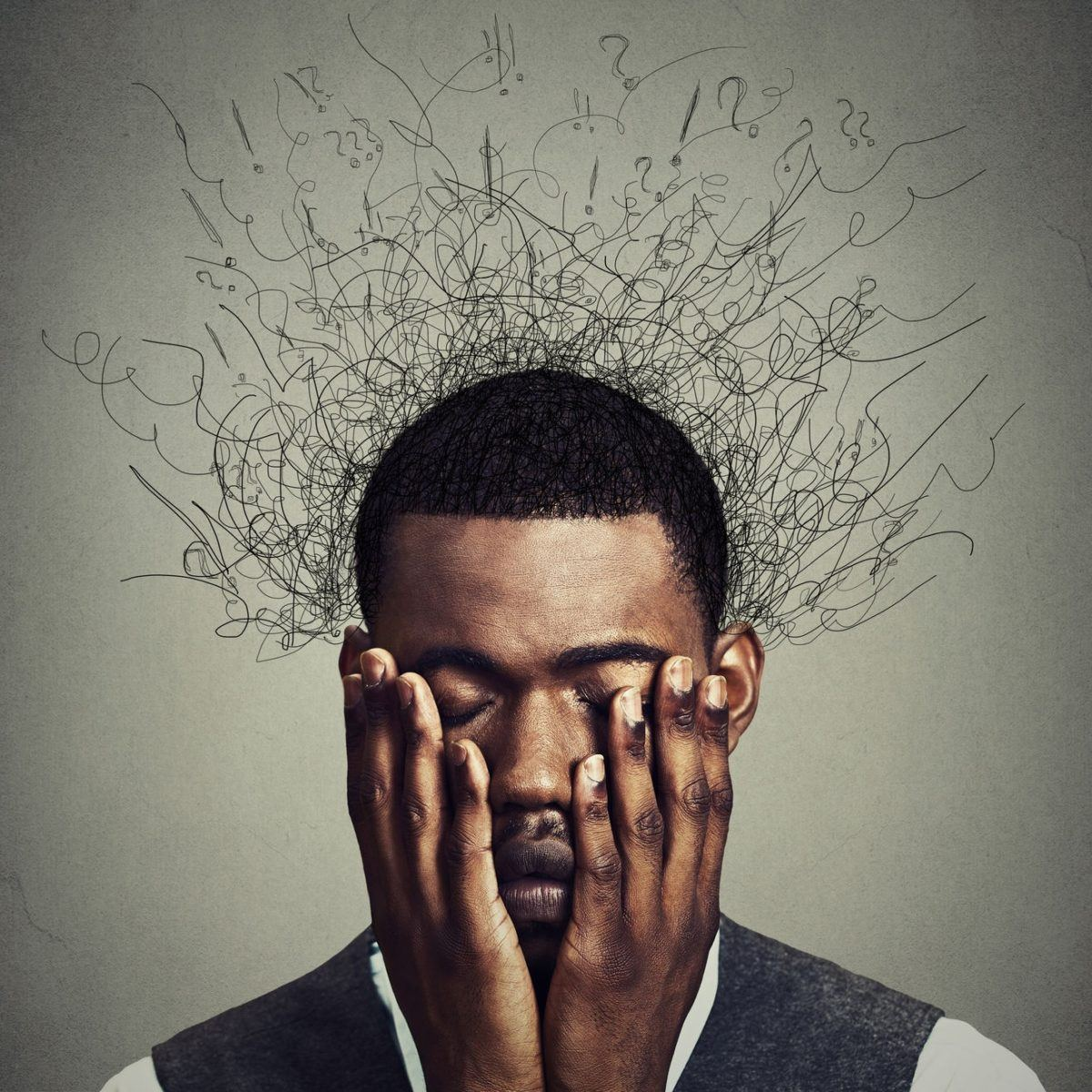 How to Get Rid of Bad Thoughts and Stay Present