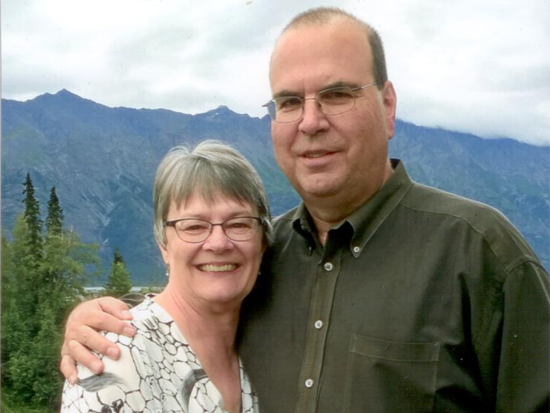 Tom and Judy Schemm