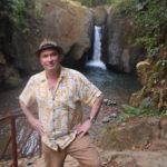will viharo pavones waterfall