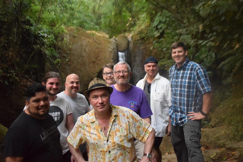 waterfall group rock