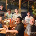 writers retreat dinner 1