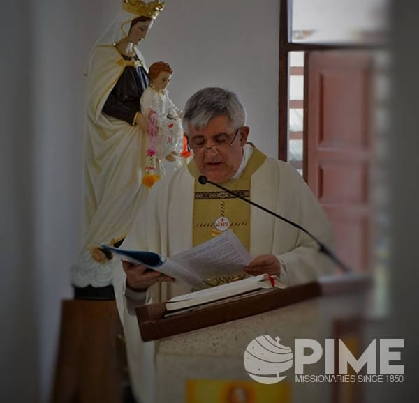 Fr. Maurizio Arioldi, PIME, has devoted much of his life to helping the people of Thailand.