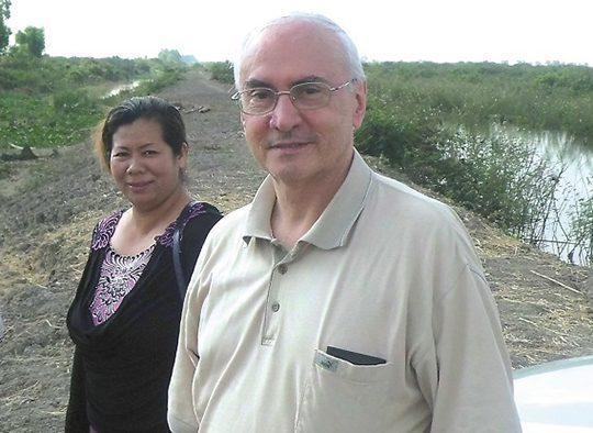 Fr. Vendramin, late PIME Missionary in Cambodia