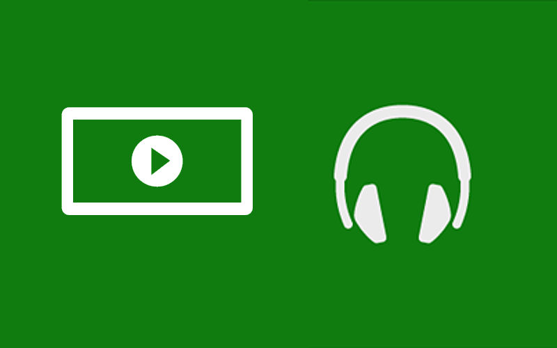 """Finally Bidding Adieu to the """"Xbox"""" Branding and """"Grooving"""" to new names"""