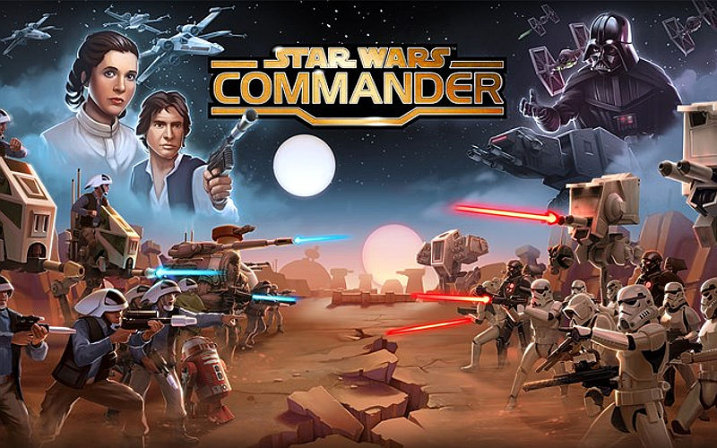 Star Wars: Commander – A Fantastic Game Plagued By Nearly Constant Issues