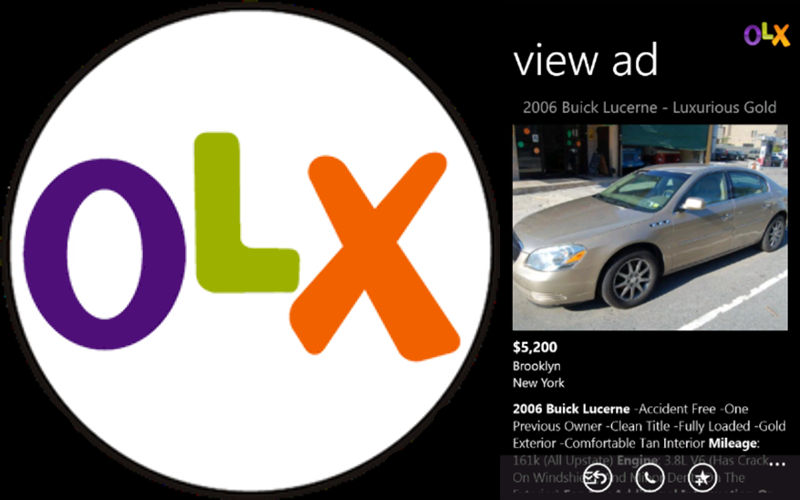 """Looking for Classifieds? Check Out OLX, a Free """"Want Ads"""" App for Windows Phone"""