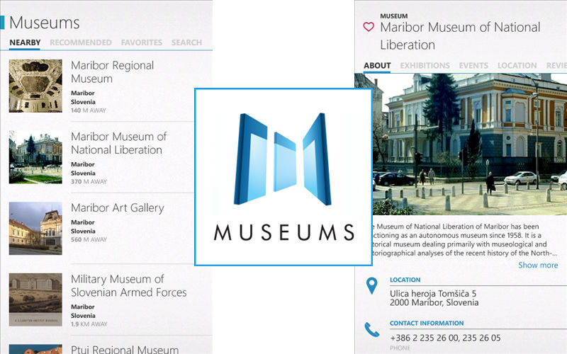 """Museums Mobile """"Indeed Getting an Update"""" for Windows Phone"""