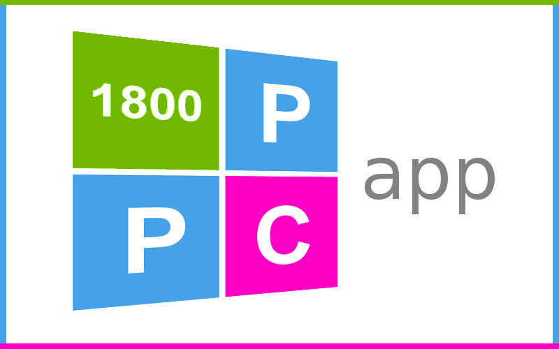 1800Pocket/PC App Now Available on Windows Tablets and PCs, Releaunched on Windows Phone