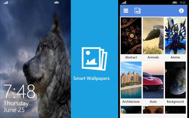 Smart Wallpapers brings gorgeous new background options to Windows Phone