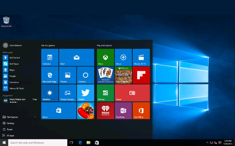 Developers experience Windows 10 Store love for all device types