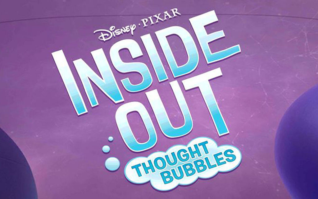 Review: Disney Pixar's Inside Out Thought Bubbles game
