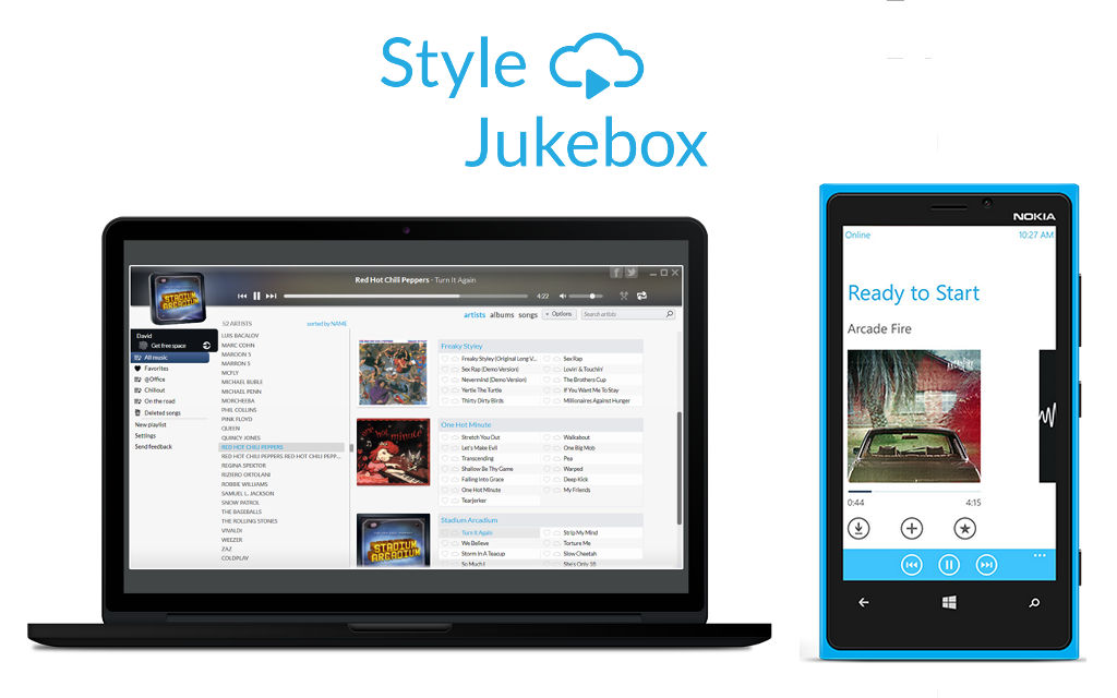 Style Jukebox for Windows receives a major update, complete with faster load time