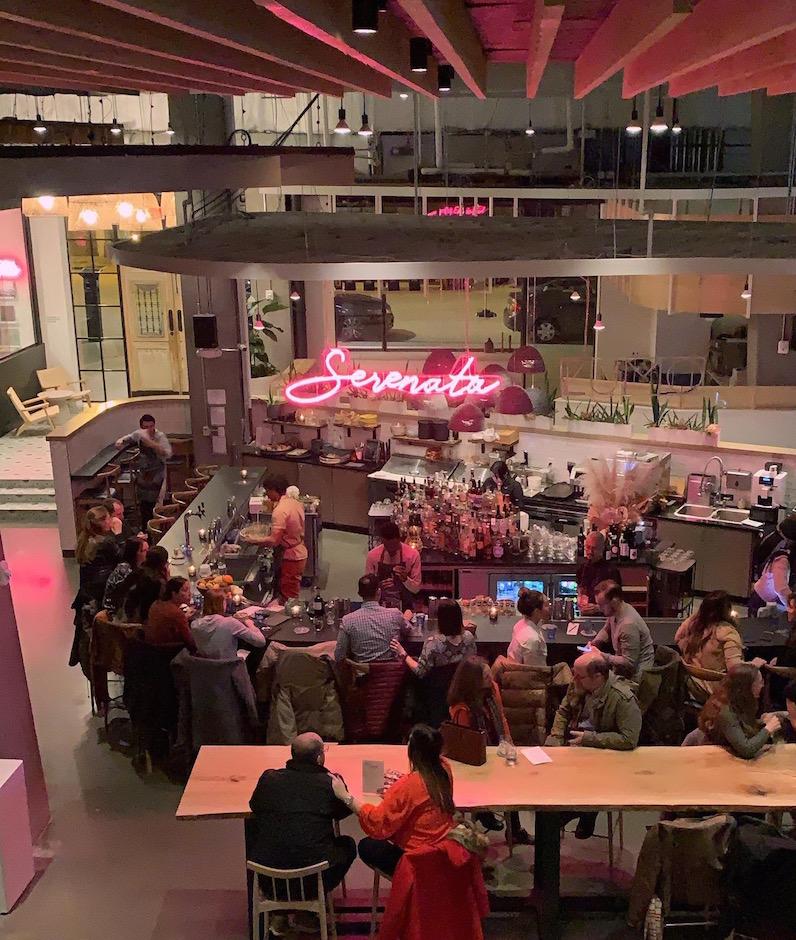 Serenata Latino Cocktail Bar DC