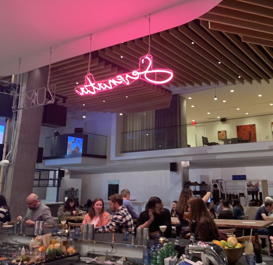 Serenata Latino Cocktail Bar