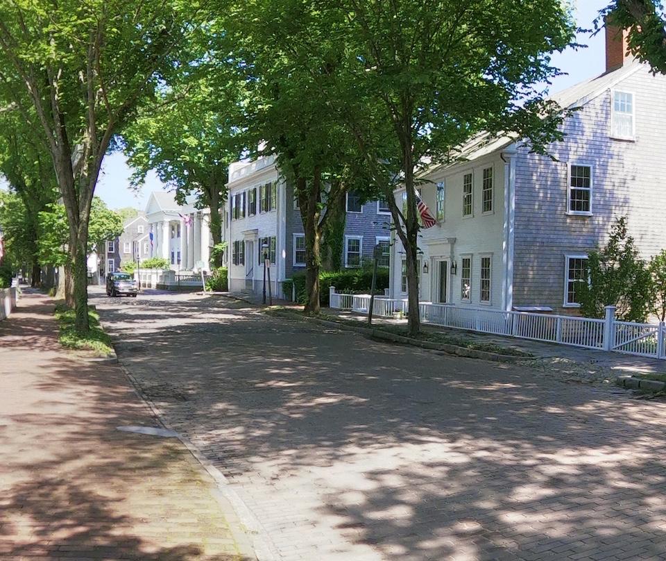 Nantucket Streets