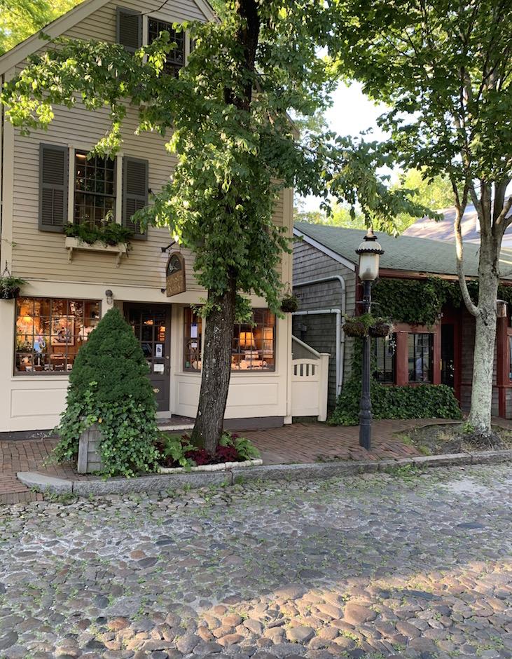 Town of Nantucket - shops