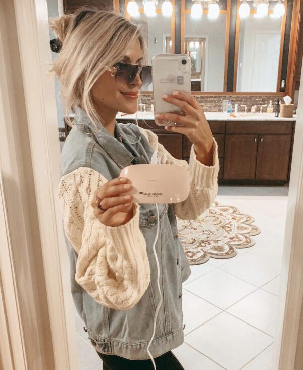 Madam Glam Gel Nail Kit