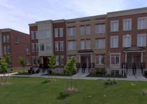 Stacked Townhouse Townhome Scarborough