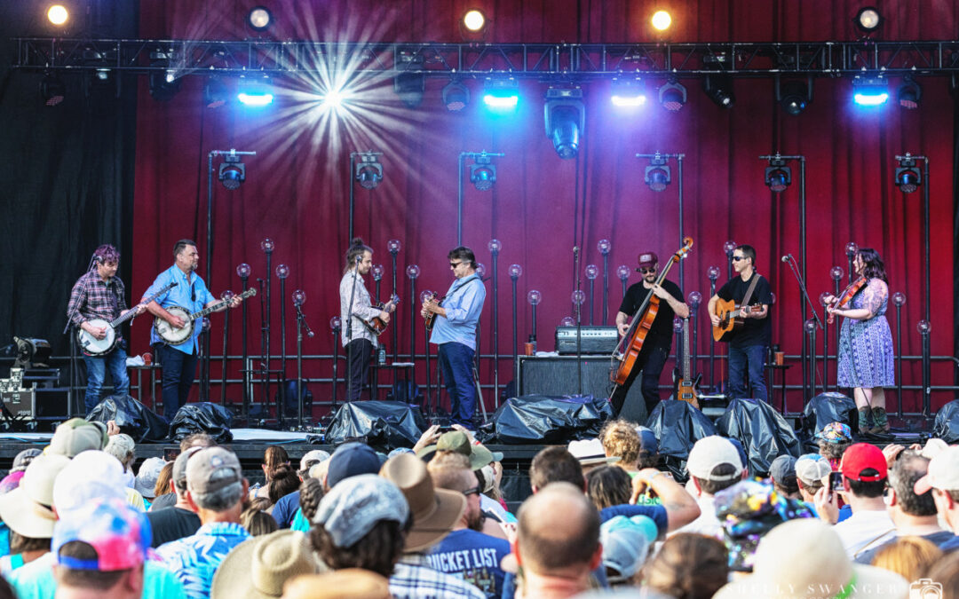 Rolling Stone: DelFest 2019: 10 Best Things We Saw at Del McCoury's String Music Jam