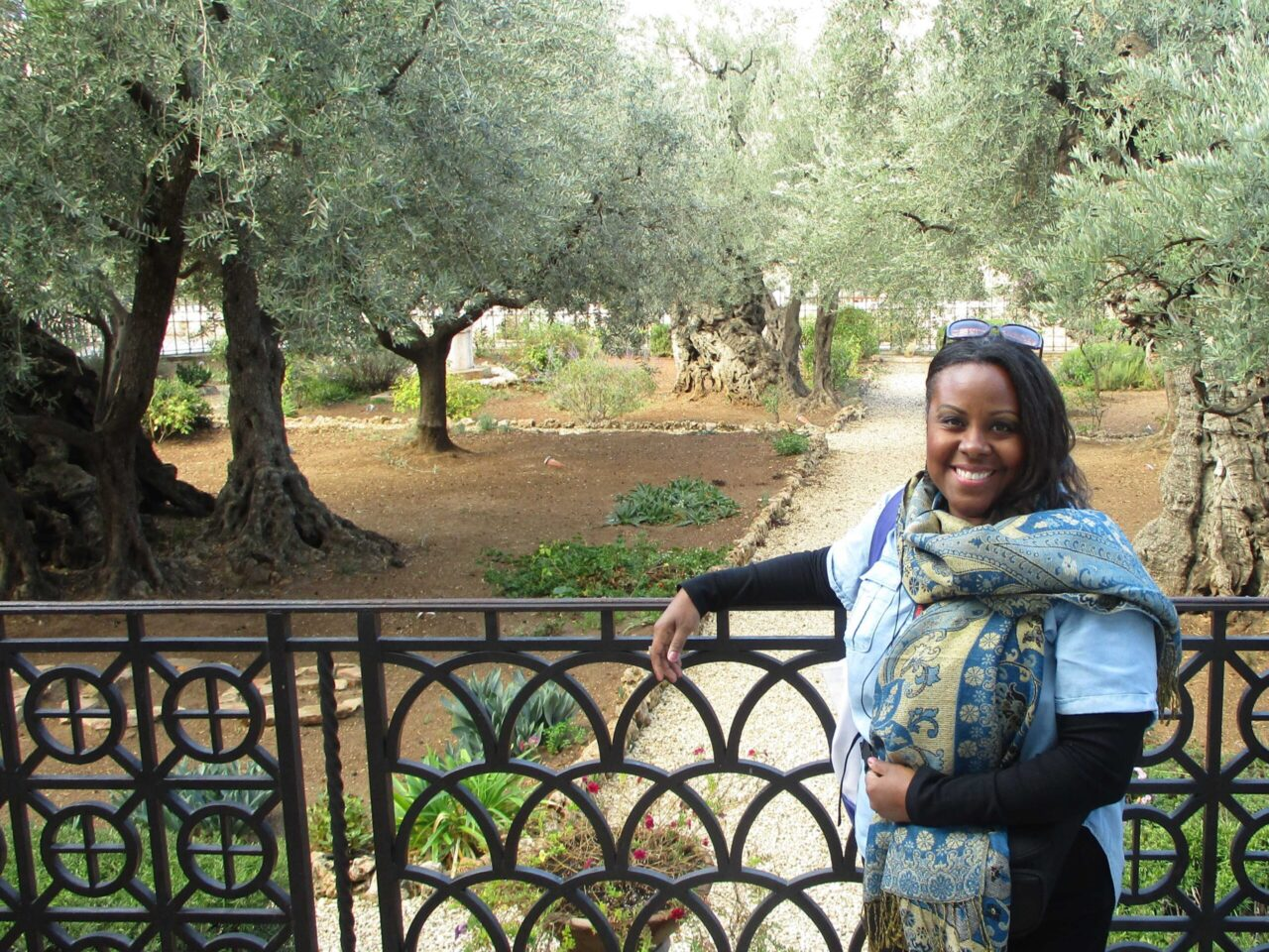 me in garden tomb