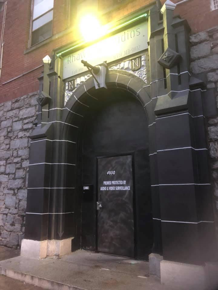 VIRUS Rhawn Street Studios Philadelphia