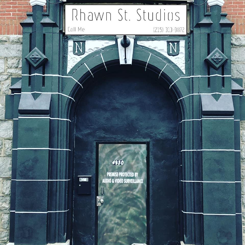 Rhawn Street Studios Philadelphia